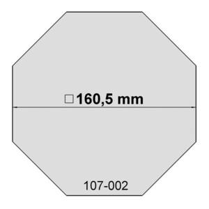 euro EMC Ersatzfolie für Sonnenfilter Größe 7