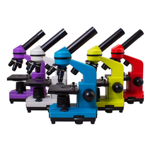 Levenhuk Microscopio Rainbow 2L Moonstone