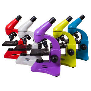 Levenhuk Microscopio Rainbow 50L Plus Moonstone