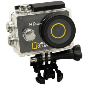National Geographic Full-HD Action Camera