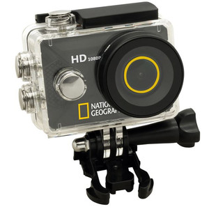 National Geographic Kamera Full-HD Action Camera