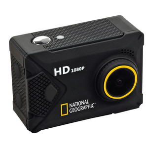 Caméra National Geographic Full-HD Action Camera