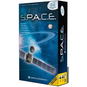 Libreria Geografica S.P.A.C.E. (Space, Planets, Asteroids, Conquests, Explorations)