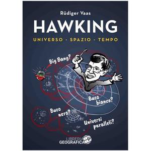 Libreria Geografica Libro Hawking - Universo - Spazio - Tempo