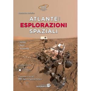 Libreria Geografica Libro Atlante delle Esplorazioni Spaziali