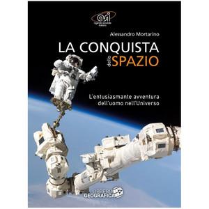 Libreria Geografica Libro La Conquista dello Spazio