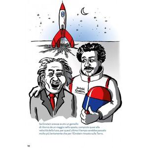 Libreria Geografica Libro Einstein - Pensieri Geniali