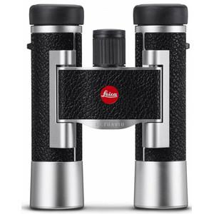 Leica Binocolo Ultravid 10x25 leather, silver