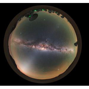 astrial Dia für das Sega Homestar Planetarium Zodiakallicht & ALMA
