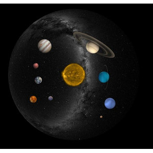 astrial Disque pour Sega Toys planétarium Homestar Pro Système solaire