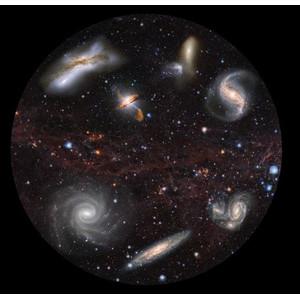 astrial Diapositiva para Homestar de Sega: galaxias