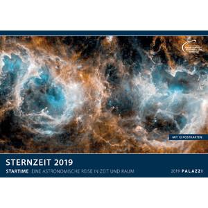Palazzi Verlag Kalender Sternzeit 2019