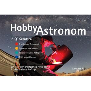 Oculum Verlag Buch Hobby-Astronom in 4 Schritten