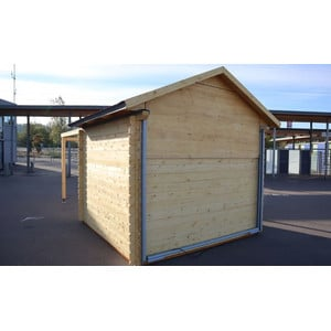Dome Parts GmbH Rolldach-Sternwarte GreenLine Mini