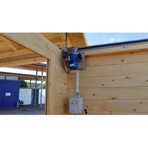 Dome Parts GmbH Rolldach-Sternwarte GreenLine Medium 32mm