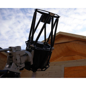 Dome Parts GmbH Rolldach-Sternwarte GreenLine Big 32mm