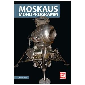 Motorbuch-Verlag Buch Moskaus Mondprogramm
