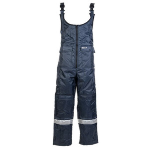 Planam Frostproof dungarees for extremely cold nights, size XL