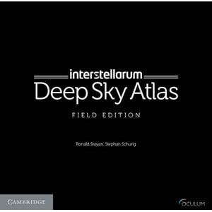 Cambridge University Press interstellarum Deep Sky Atlas English Field Edition