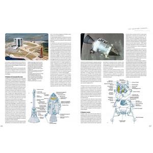 Libreria Geografica Libro Grande Atlante dello Spazio DeLuxe Edition