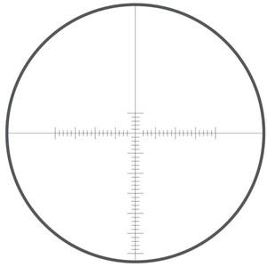 Bushnell Riflescope Nitro 5-20x44, SFP Deploy MOA, Grey