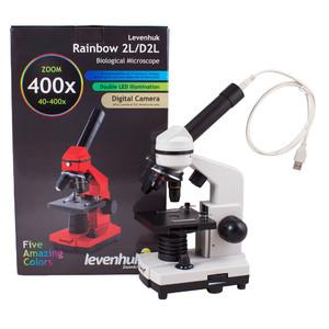 Levenhuk Mikroskop Rainbow D2L 0.3M Digital Moonstone