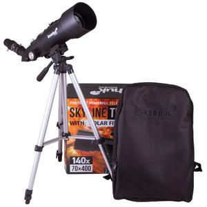 Levenhuk Teleskop AC 70/400 Skyline Travel SUN AZ