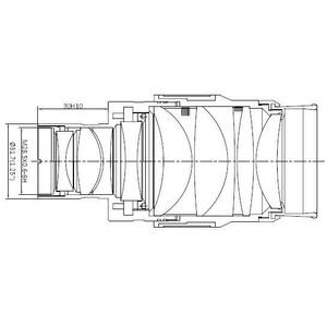 """APM Eyepiece HI-FW 12.5mm 84° 1.25"""""""