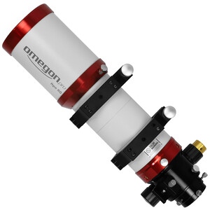 Omegon Refractor acromat Pro APO AP 80/500 Triplet OTA