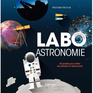 Eyrolles Labo astronomie