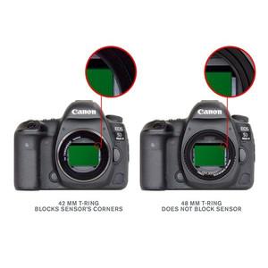 "Celestron Adaptors T-Adapter 48mm for EdgeHD 9.25"", 11"" & 14"" OTAs"
