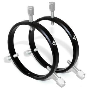 TS Optics Anelli da guida Guide Scope Rings for telescopes to 127mm