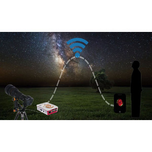 Ikarus Technologies Controller per l'astrofotografia StellarMate PLUS