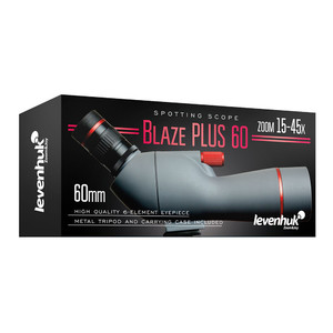 Levenhuk Zoom Cannocchiale Blaze PLUS 60