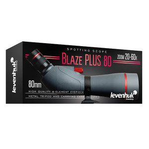 Levenhuk Catalejo zoom Blaze PLUS 80