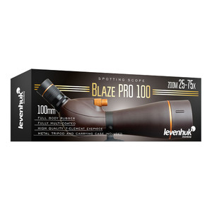 Levenhuk Zoom Cannocchiale Blaze PRO 100