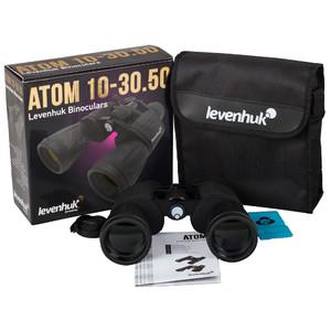 Jumelles zoom Levenhuk Atom 10-30x50