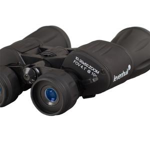 Levenhuk Zoom binoculars Atom 10-30x50