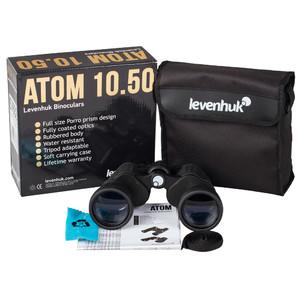 Jumelles Levenhuk Atom 10x50
