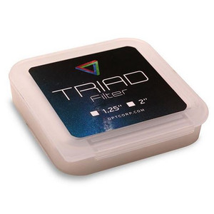 """OPT Filters Triad Tri-Band Narrowband Filter 2"""""""