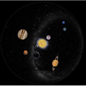 Sega Toys Dia für das Sega Homestar Planetarium Sonnensystem