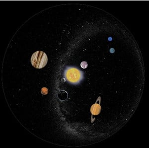 Sega Toys Disco per Homestar Pro Planetarium Sistema solare