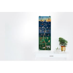 Marmota Maps Poster Alpentiere
