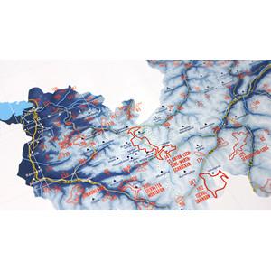 Marmota Maps Regional-Karte Skigebiete Österreichs
