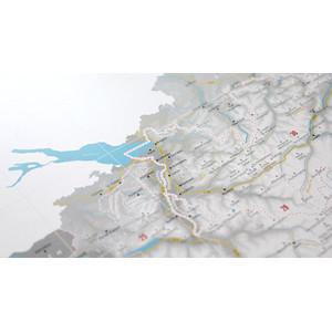 Marmota Maps Regional-Karte Alpen gestalten