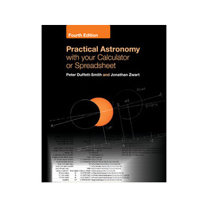 Cambridge University Press Buch Practical Astronomy with your Calculator or Spreadsheet