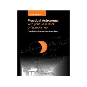 Cambridge University Press Libro Practical Astronomy with your Calculator or Spreadsheet