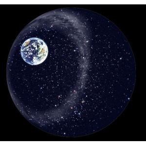 Sega Toys Dia für das Sega Homestar Planetarium Erde im All