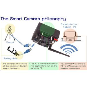 Caméra Astrel Instruments AST8300-X-M-FW Mono