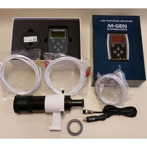 Lacerta Fotocamera Stand Alone Autoguider MGEN Version 2 mit 50mm Sucherfernrohr